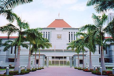 シンガポール写真素材